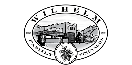 The logo for Wilhelm Family Vineyards