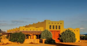 Wilhelm Vineyards Sonoita Winery building